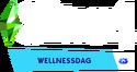 De Sims 4 Wellnessdag Logo V2