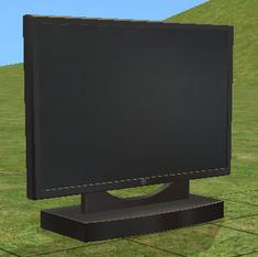 GiganTek HomeTheaterTelevision Sims2