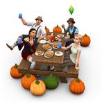 Les Sims 4 Accessoires Effrayants Render 2