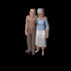 Monty familie (Valentine)