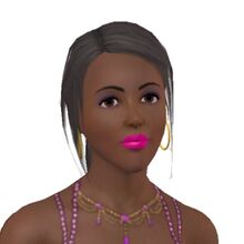 Shanti Williams (Sims 3)
