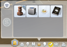 TS4 Inventory