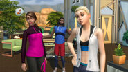 The Sims 4 Fitness Stuff Screenshot 05