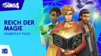 Die Sims 4™ Reich der Magie Offizieller Trailer