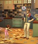 Les Sims 4 Être parents 06