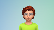 Soren Bjergsen Child