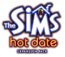 The Sims Hot Date Logo