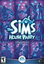The Sims House Party Box Art