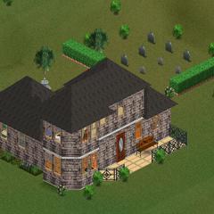 Su hogar en <i>Los Sims</i>