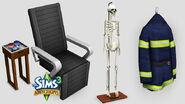 Les Sims 3 Ambitions Concept art 11
