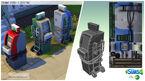 Les Sims 4 Concept 3D 03