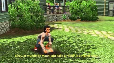 Los Sims 3 - Criaturas Sobrenaturales - La historia de Argus Hulin