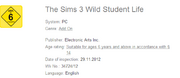 Wild Student Life rating screen