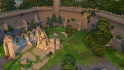 Windenburg ruins