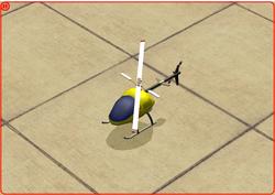 Falconeer Chopper