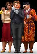 Les Sims 4 Accessoires Vintage Render 01