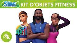 Les Sims 4 Kit d'Objets Fitness - Bande-annonce officielle
