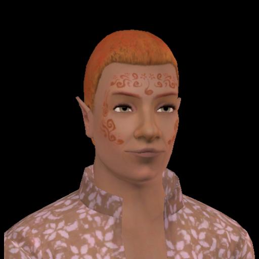 Oberon Summerdream (The Sims 3)