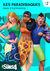 Packshot Les Sims 4 Iles paradisiaques (V2)