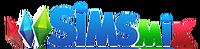 Simsmix logo-wordmark