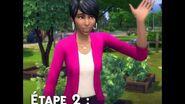 Bande annonce officielle Défi du printemps 2016 Les Sims 4
