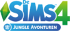 De Sims 4 Jungle Avonturen Logo