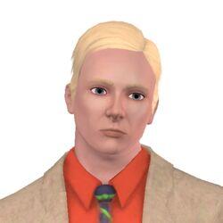 Headshot of Vadim