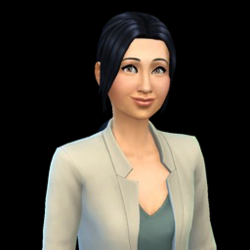 Mary-Sue Pleasant (The Sims 4)