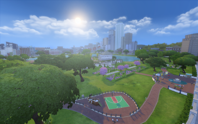 Myshuno Meadows overview