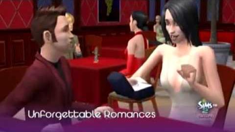 The Sims 2 Ночная жизнь - видеоролик