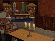 Bibliothèque gothique 01