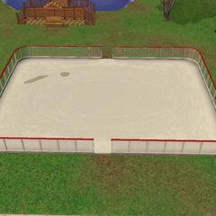 Pista de patinaje