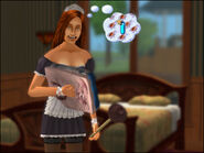 Lucy Hanby's Original Appearance in TS2
