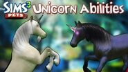 The Sims 3 Pets Unicorn Abilities and How to Find Them