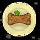 Мясной пирог с косточкой