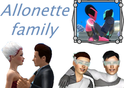 Fanon-Allonette family