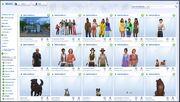 Galerie Les Sims 4 nouvelle version 6