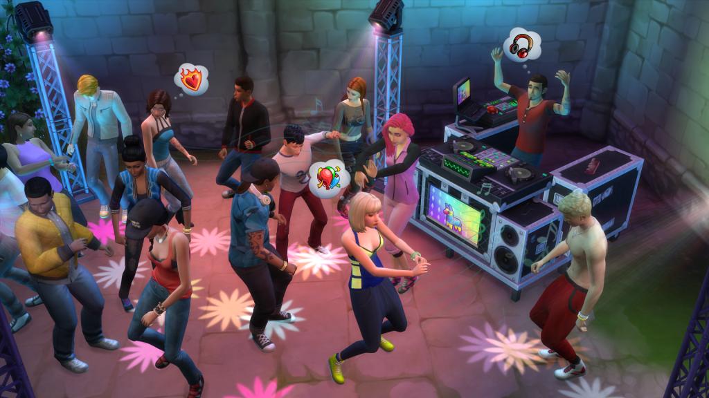 DJ mixing | The Sims Wiki | FANDOM powered by Wikia