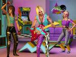 Les Sims 3 70's, 80's, 90's 02