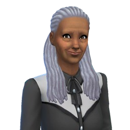Olive Specter (The Sims 4)