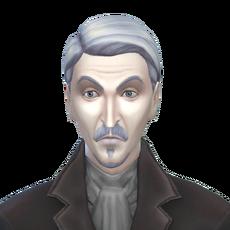 Vladislaus Straud Ingame