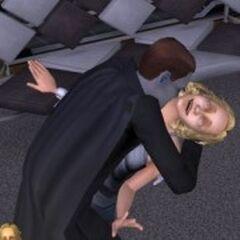 Vampiro convirtiendo a un Sim <a href=