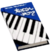 Book Skills Music Piano Blue