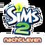 De Sims 2 Nachtleven Logo