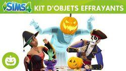 Kit d'Objets Les Sims 4 Accessoires Effrayants bande-annonce officielle