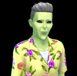 Technicien Pollinisateur 9 Gubre (Les Sims 4)