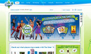 TheSims3-homepage