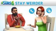 The Sims 4 Stay Weirder - Weirder Stories Official Trailer