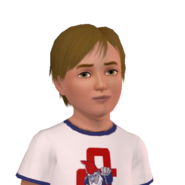 Anton Vargheim III child