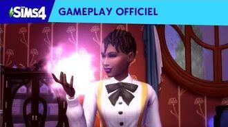 Les Sims™ 4 Monde magique gameplay officiel